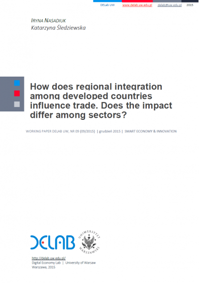 how does regional integration