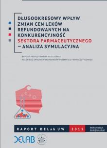 raport farmaceutyczny