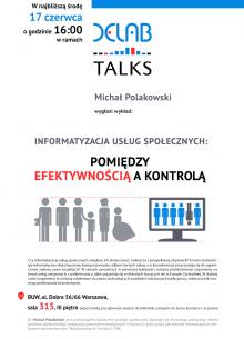 DELabTALKS-Polakowski-informatyzacja-uslug-spolecznych