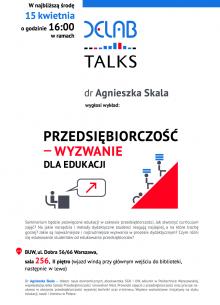 DELabTALKS-Skala-przedsiebiorczosc-wyzwanie-dla-edukacji