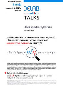 DELabTALKS-Tykarska-eksperyment-nad-rozpoznaniem-stylu