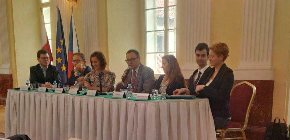 Spotkanie wAmbasadzie RP wPradze: V4 Goes Innovative