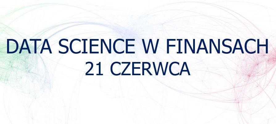 Konferencja Data Science wfinansach