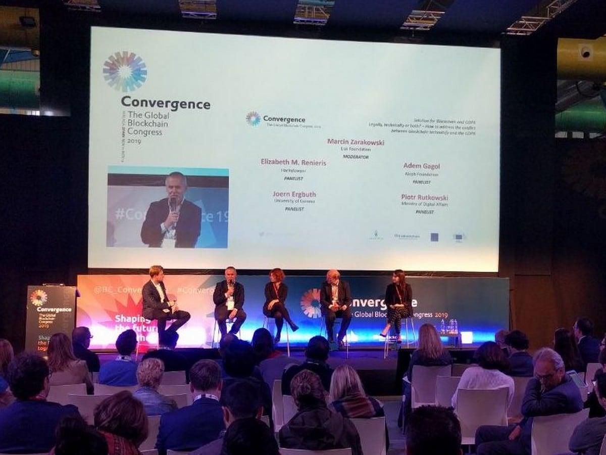 Convergence blockchain Congress