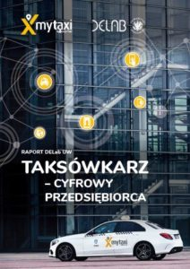 Raport w formacie PDF Taksówkarz – cyfrowy przedsiębiorca