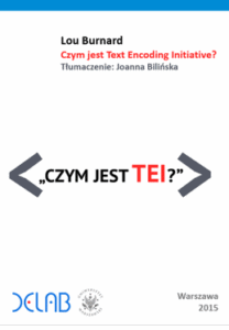 Czym jest Text Encoding Initiative?