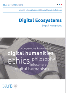 Digital Ecosystems Digital Humanities