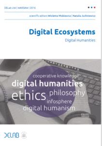 Digital Ecosystems Digital Humanities