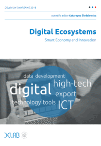 Digital Ecosystems. Smart Economy and Innovation