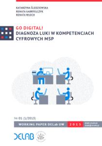 Go Digital! Diagnoza luki wkompetencjach cyfrowych MSP