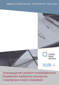 Innowacyjność polskich przedsiębiorstw. Działalność badawczo-rozwojowa iwspółpraca nauki zbiznesem