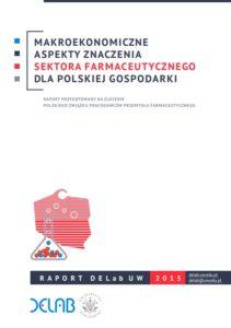 Znaczenie branży farmaceutycznej wpolskiej gospodarce