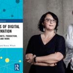 """Nowa książka prof. Katarzyny Śledziewskiej iprof. Renaty Włoch """"The Economics of Digital Transformation. The Disruption of Markets, Production, Consumption, andWork"""""""