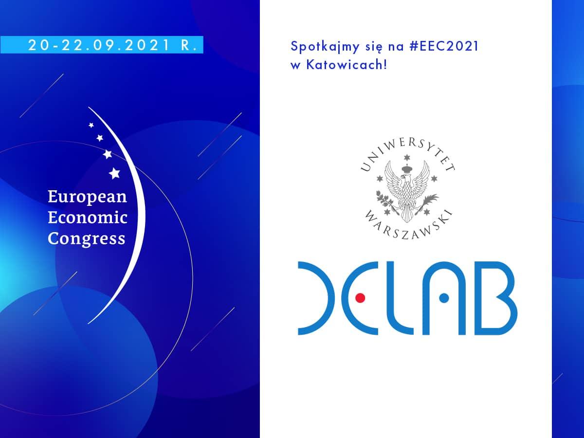 DELab UW partnerem instytucjonalnym Europejskiego Kongresu Gospodarczego 2021